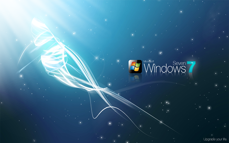 Microsoft Windows 7 Wallpaper